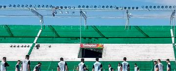 Estos pueden ser los 11 titulares de Atlético para enfrentar a Oriente Petrolero