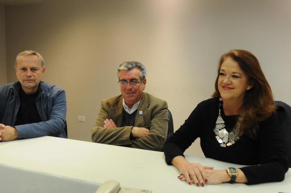 AVAL. La ex embajadora respalda a Cabral y a Vitar, de Unidad Ciudadana. la gaceta / foto de Analía Jaramillo