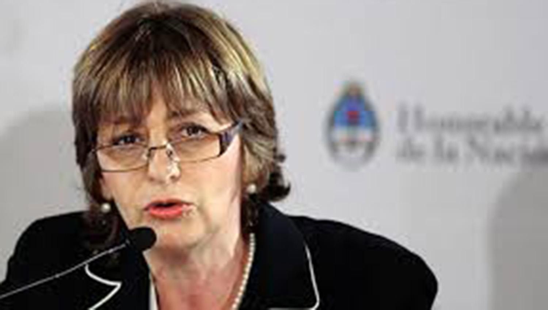La procuradora general de la Nación, Alejandra Gils Carbó.