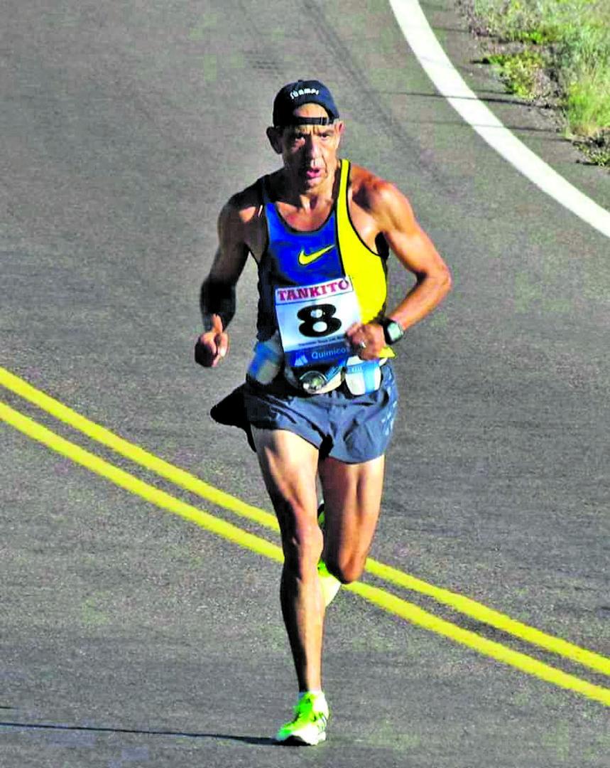 JUAN P. JUÁREZ. Un multicampeón y un ejemplo de vida para los deportistas.