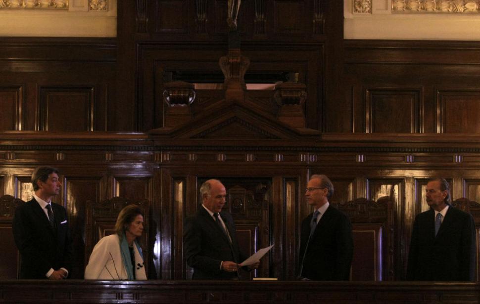 La Corte puso un punto final a los comicios de 2015