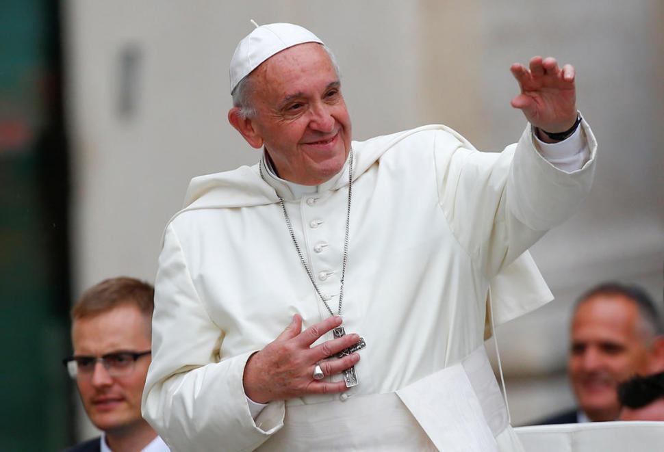 El Papa abrió otra vía hacia la santidad