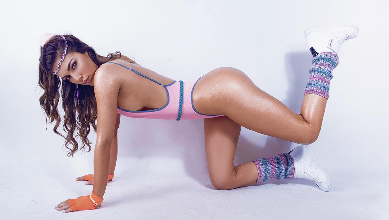 ¡Infartante! Las fotos al desnudo de la bailarina de Showmatch que enloqueció a Santy Griffo