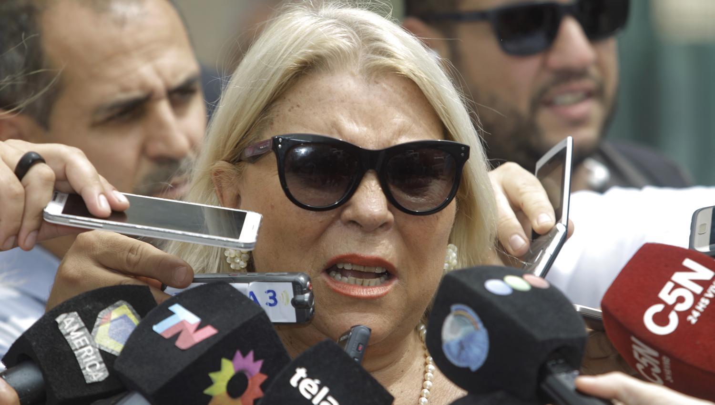 ELISA CARRIÓ. ARCHIVO DYN