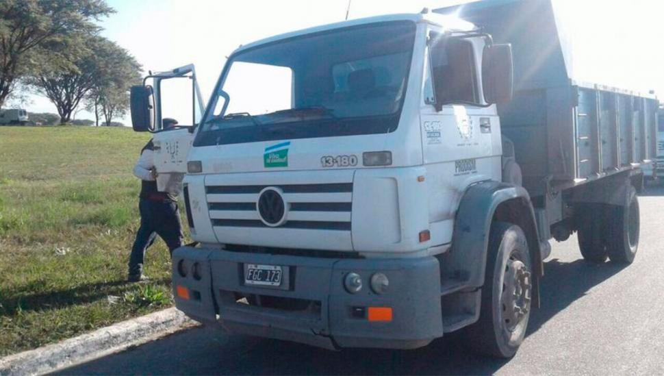 El intendente de Tafí Viejo denuncia el traslado irregular de mercadería