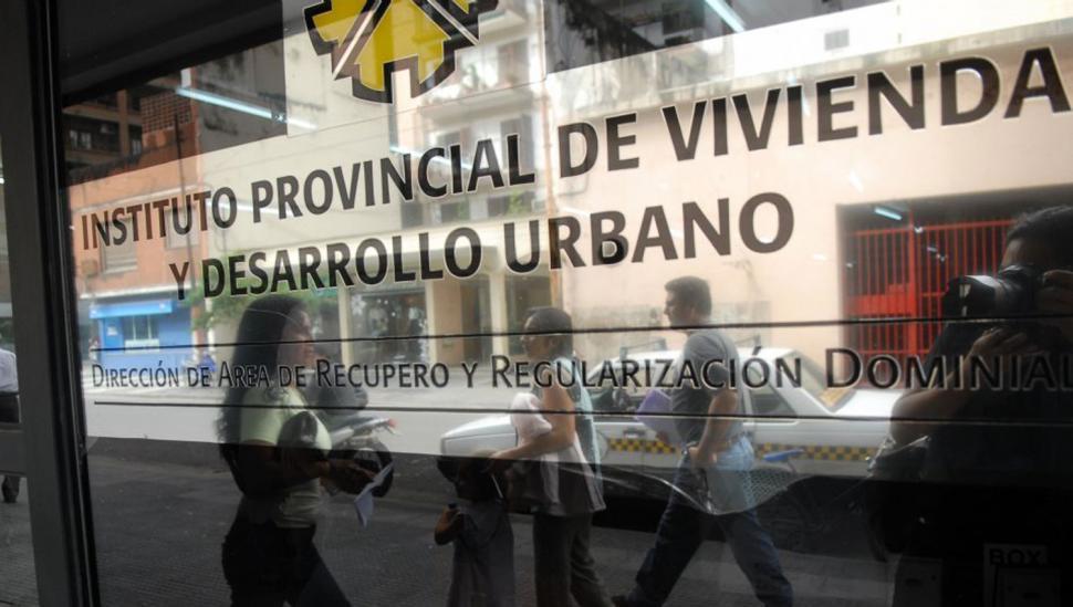 Avanza la investigación por presuntas irregularidades en el Instituto de la Vivienda