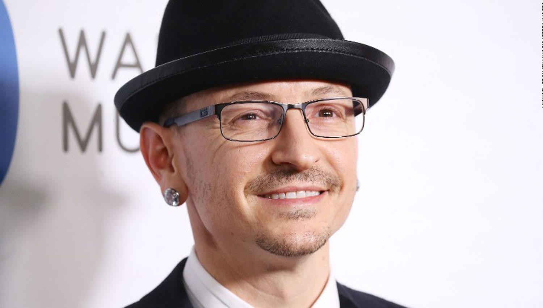 CHESTER BENNINGTON. El cantante lideró la banda Linkin Park. FOTO TOMADA DE CNN