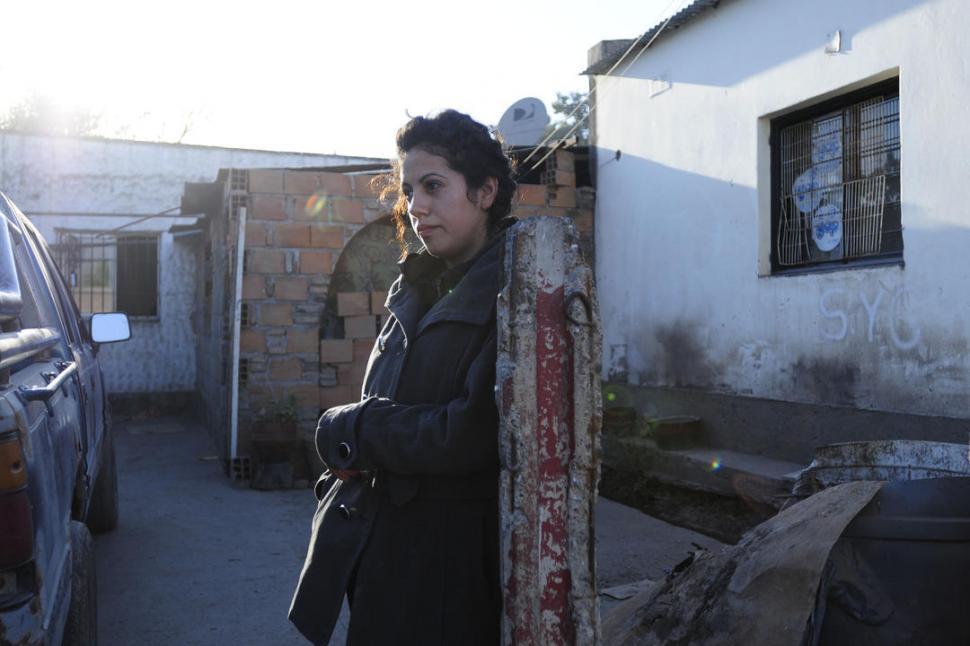 BÁRBARA FLORES. La joven votó a los 23 años por primera vez. ARCHIVO LA GACETA / FOTO DE ANALÍA JARAMILLO