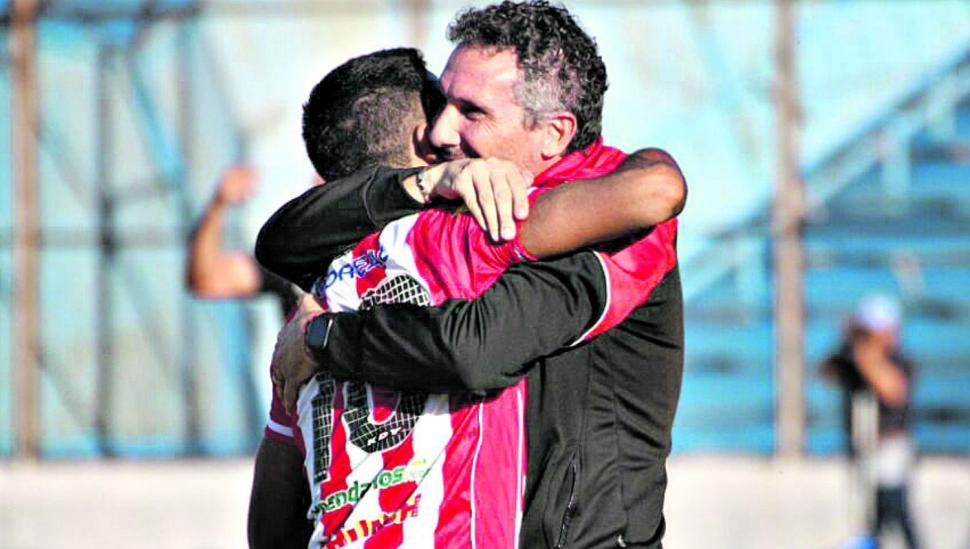 San Martín se desahogó gritando goles en Jujuy