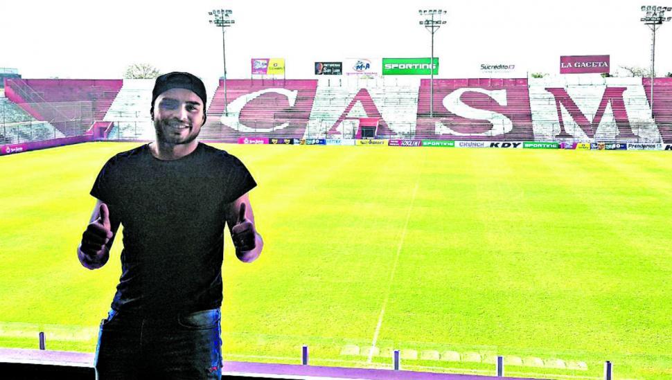 Moreira volvió a Independiente, pero dejó en claro que siempre llevará a San Martín en su corazón