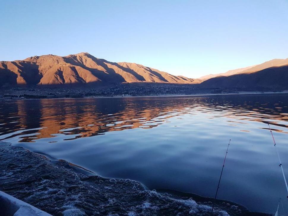 Denuncia por pesca ilegal en La Angostura