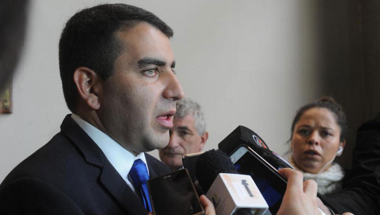 AGUSTÍN ROMANO NORRI. El concejal de la capital, envuelto en un escándalo. ARCHIVO