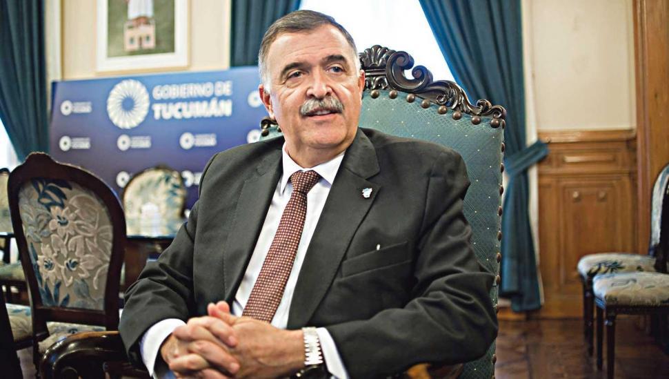 Jaldo propone más requisitos para los partidos políticos locales