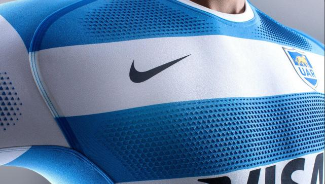 7c2a9fe5fc Así es la camiseta que Los Pumas estrenarán en el Rugby Championship ...