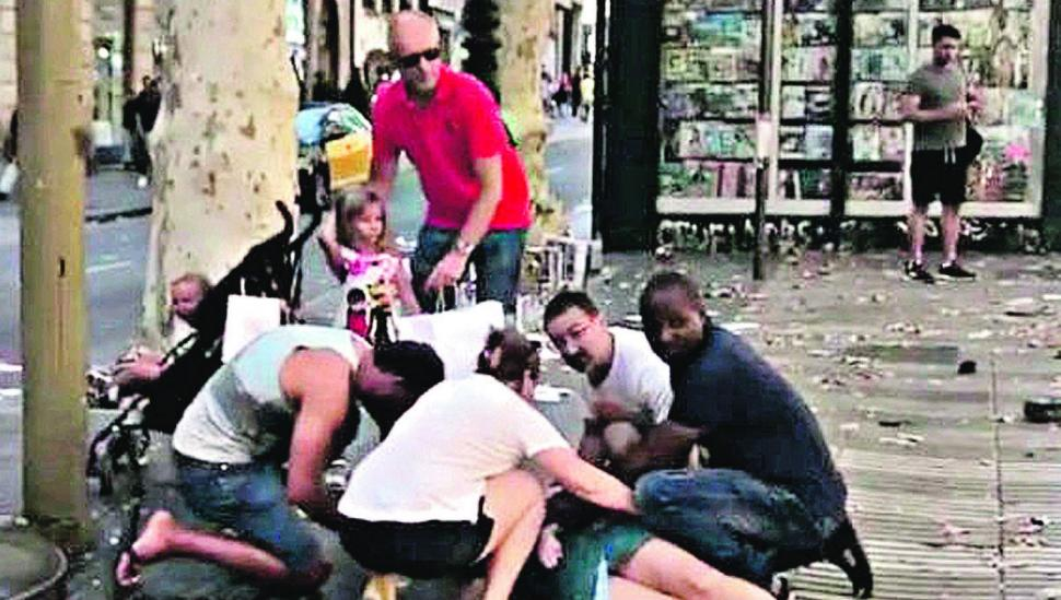 En España, a la madrugada, frustraron un segundo atentado a 100 km de Barcelona