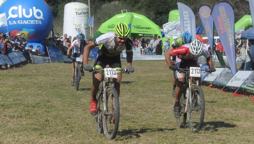 Con récord de participantes, se corre la edición 24 del Trasmontaña