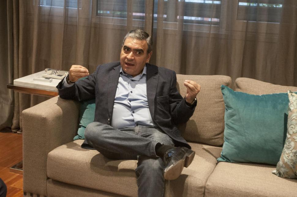 Alfaro hará pública su declaración de bienes