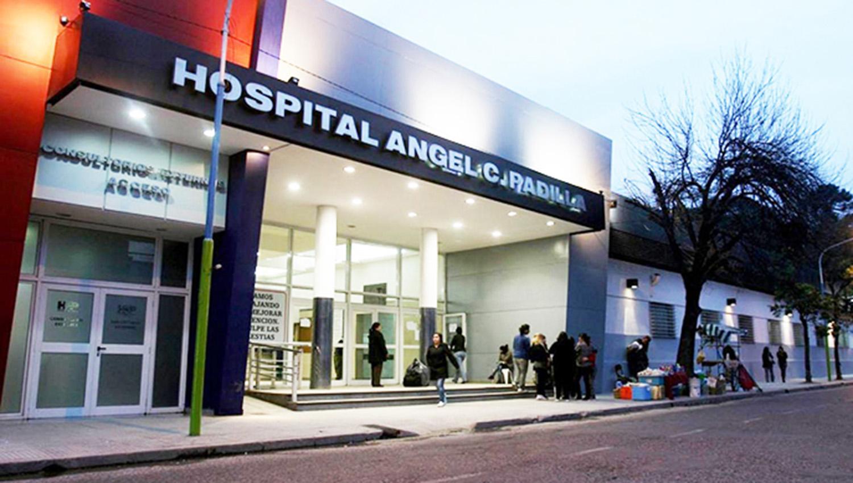 Hospital Padilla. IMAGEN TOMADA DE COMUNICACIONTUCUMAN.GOB.AR.