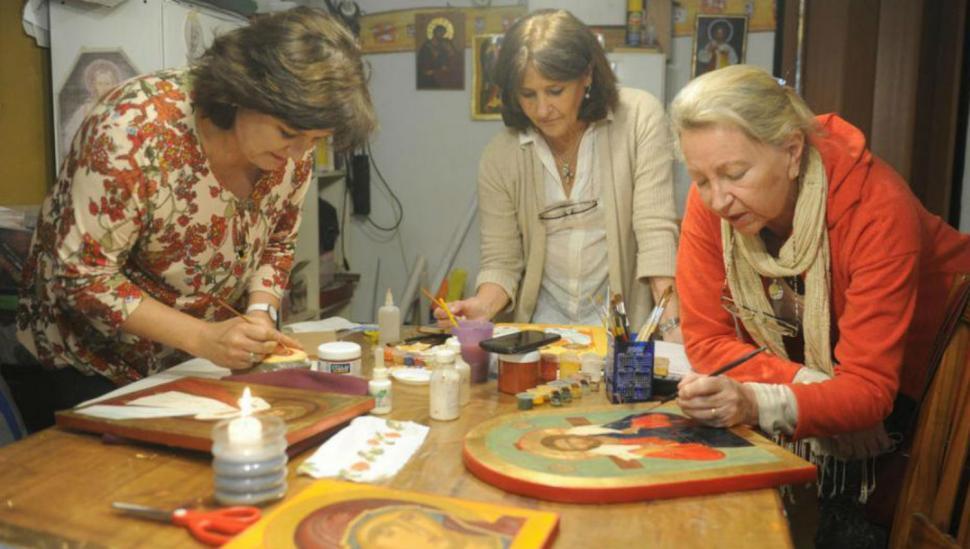 La espiritualidad también crece de la mano del arte