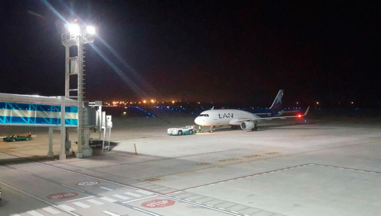 Lan ya comenzó con los vuelos que conectan a Tucumán con Lima. ARCHIVO