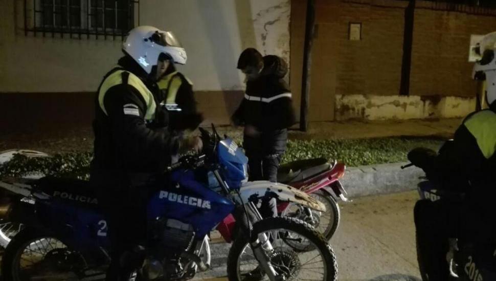 Crece la venta de alarmas de motos por la cantidad de robos