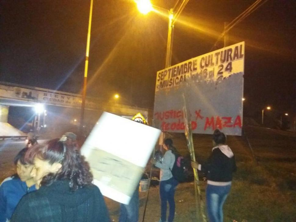Vecinos de Alderetes exigen que no se haga un festival y que el dinero se gaste en prevención a robos y asaltos