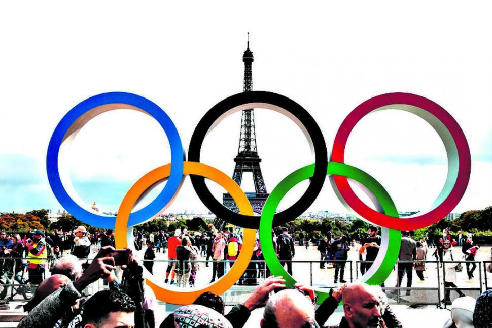 LISTA. París se prepara para recibir a los JJ.OO. por tercera vez en su historia.