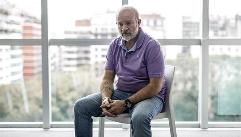 SERGIO MALDONADO. El hermano de Santiago Maldonado. FOTO TOMADA DE ROLLING STONE ARGENTINA