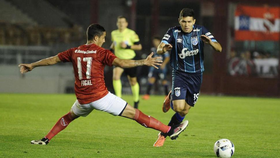 Atlético-Independiente se juega esta noche a las 21.10 y se lo puede ver por TyC Sports