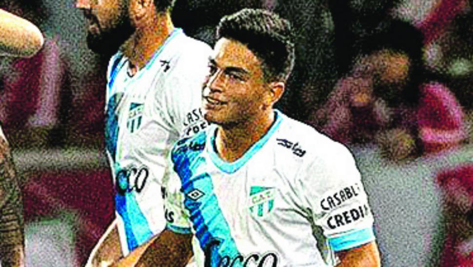"""La """"Joya"""" de Atlético se anima  todo"""