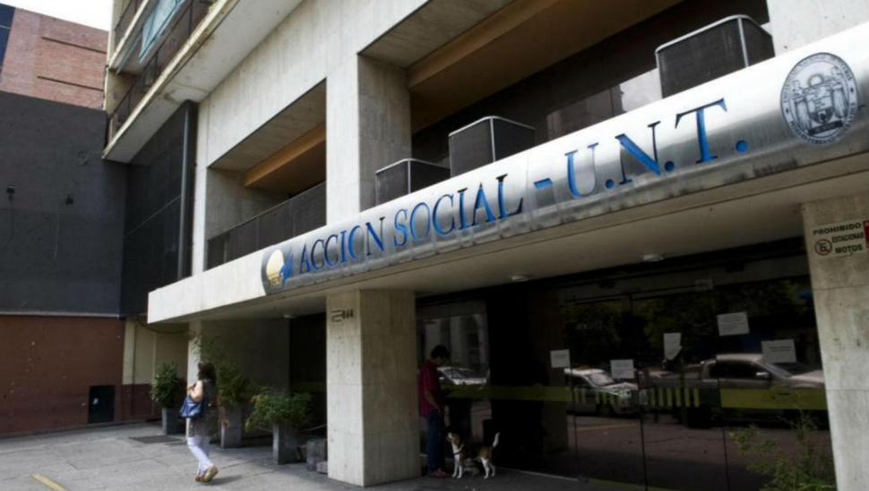 El déficit de la obra social de la UNT llega a $ 25 millones