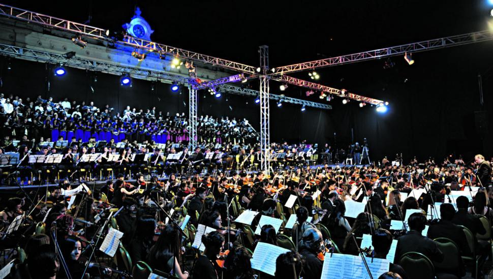 Septiembre Musical: todas las orquestas, todas