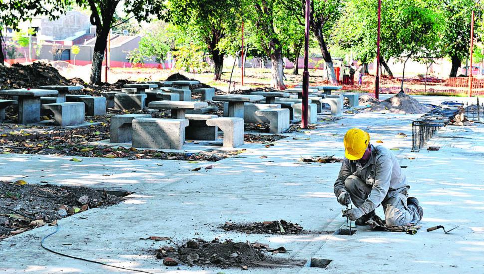 Comenzaron las obras en la ex Villa Piolín: la plaza se construirá en seis meses y los vecinos elegirán el nombre
