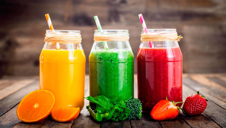 Infusiones, jugos y semillas para desintoxicar tu cuerpo y
