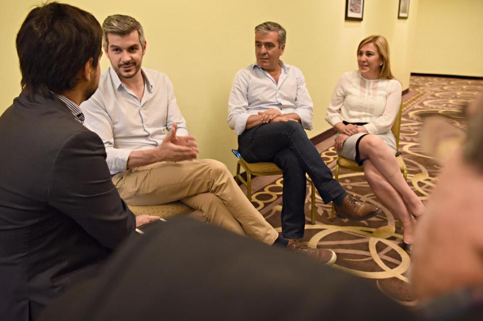 Peña apunta al diálogo con las provincias