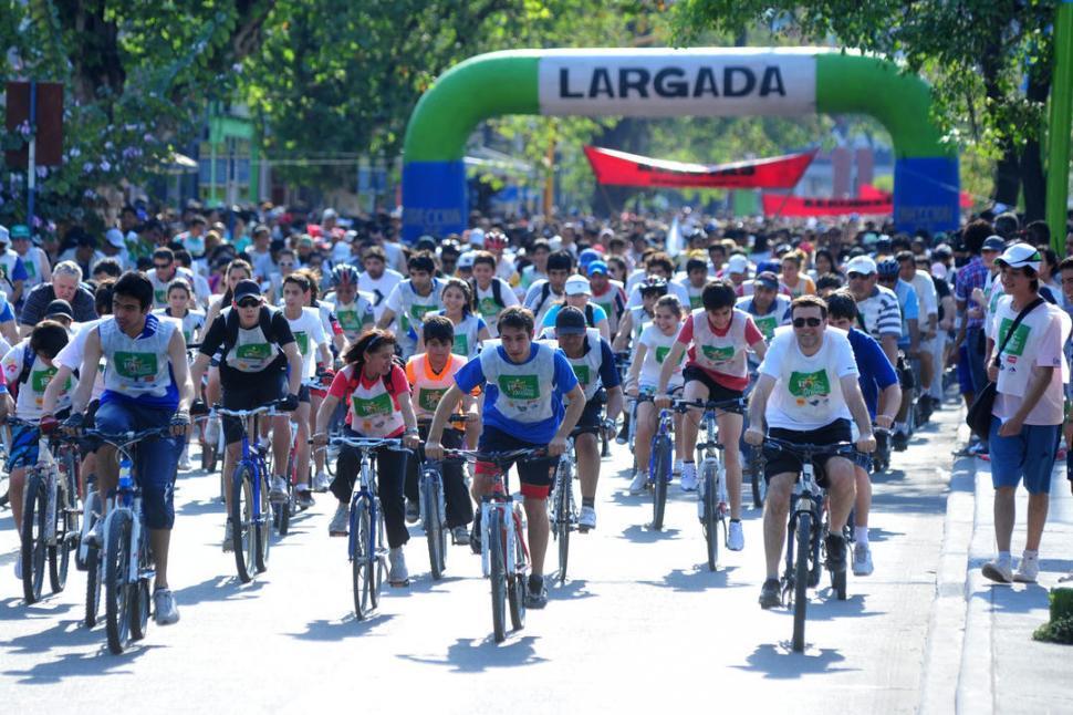 Desde las 15.30 se correrá la Maratón Don Orione