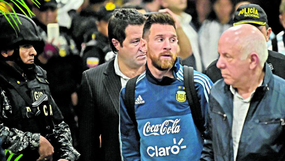 La Selección ya está en Guayaquil esperando el duelo más importante del año