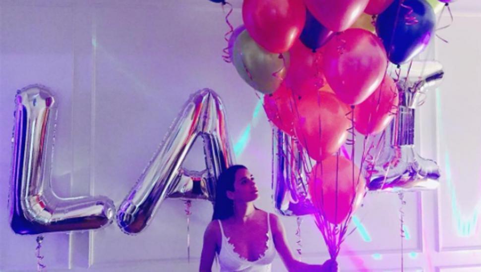 Dulces 26: la intimidad del cumpleaños de Lali Espósito