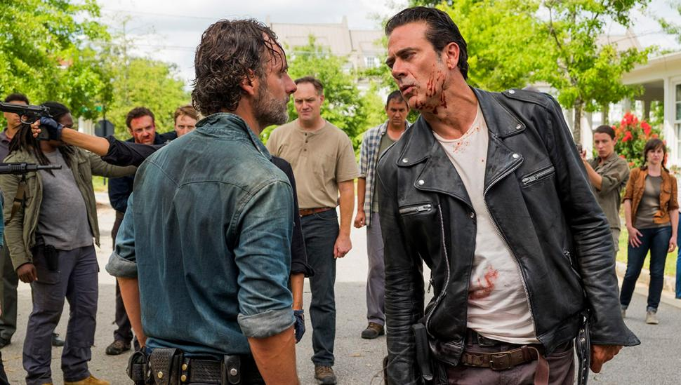 "La octava temporada de ""The Walking Dead"" propone la guerra total"