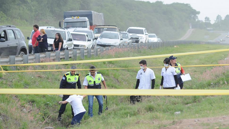 Hallaron muerto a un joven de 21 años que era buscado desde el sábado
