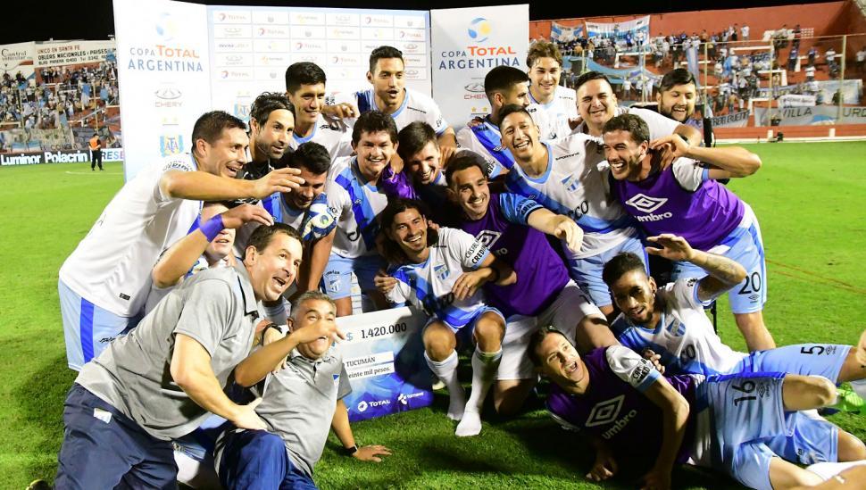 Atlético, a un paso de volver a jugar la Libertadores