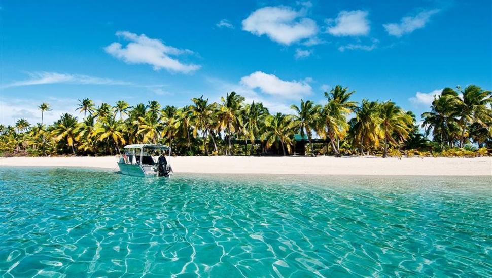 Cinco playas increíbles del Caribe para soñar en este día gris
