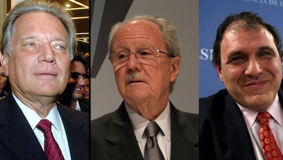 Roggio, Wagner y Ben