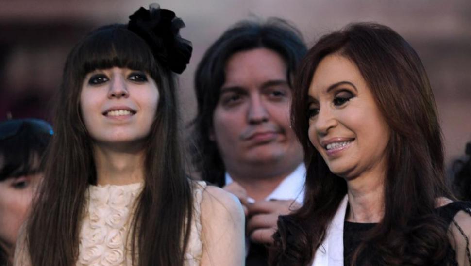 La familia Kirchner