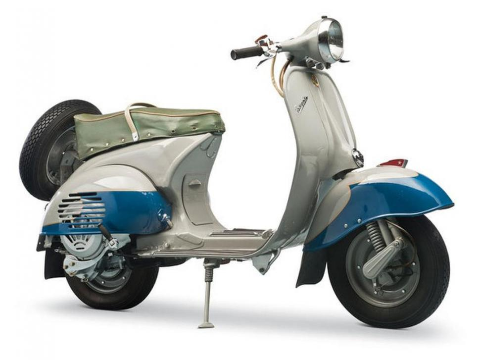 La moto Vyatka.