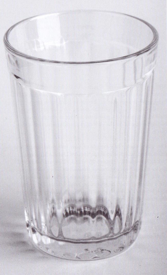"""El vaso """"Bevelev"""""""