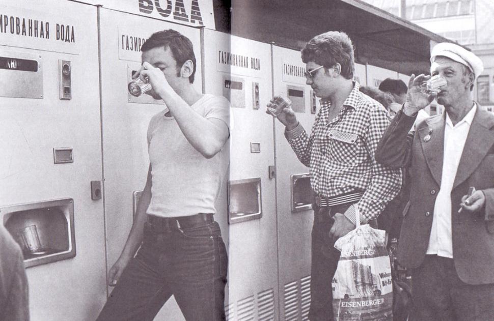 Dispenser de soda