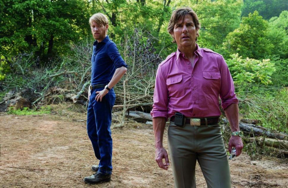 TODO OCURRIÓ. El nuevo filme de Tom Cruise se basa en hechos reales.