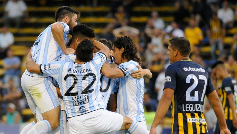 Atlético venció a Central y sueña con repetir en Formosa
