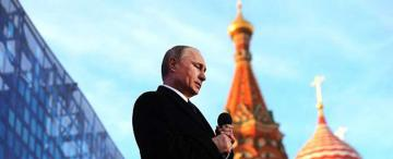Rusia resurge como una superpotencia antioccidental